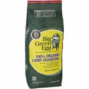 Уголь древесный Big Green Egg CP10 органический, крупнокусковой (123802)