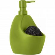 Дозатор для жидкого мыла с подставкой для губки Umbra Joey 330750-806