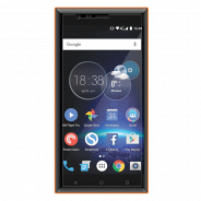 Смартфон Highscreen Boost 3 SE PRO Blue / Orange