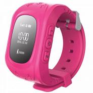 Детские умные часы Кнопка жизни К911, Pink