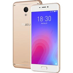 Смартфон Meizu M6 M711H 16 Гб Gold