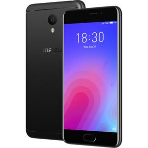 Смартфон Meizu M6 M711H 16 Гб Black