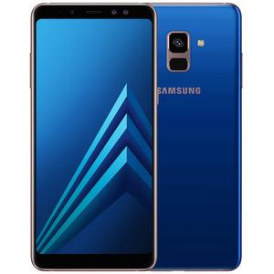 Смартфон Samsung Galaxy A8+ SM-A730F blue