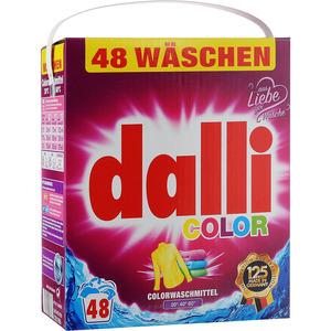 Порошок Dalli Color для цветного белья