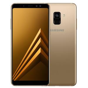 Смартфон Samsung Galaxy A8+ SM-A730F gold