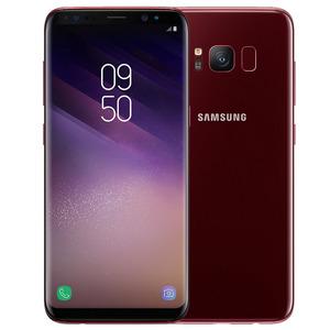 Смартфон Samsung Galaxy S8 64Gb королевский рубин
