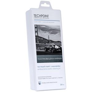Набор Techpoint 7778 для ухода за пластиковыми поверхностями