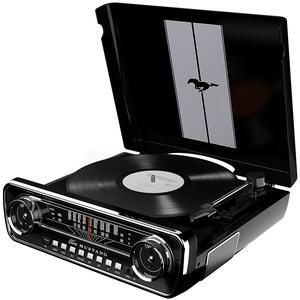 Проигрыватель виниловых пластинок ION Audio Mustang LP с радио (FM-AM)