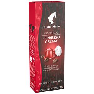 Капсулы для кофемашин Julius Meinl Espresso Crema