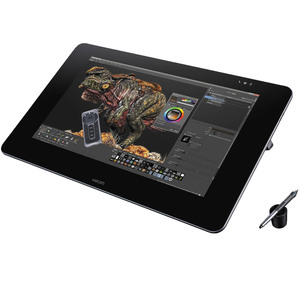 Графический планшет Wacom Cintiq 27QHD Pen