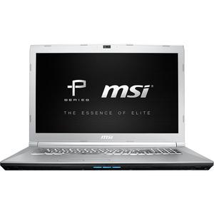 Ноутбук MSI PE72 7RE-1418RU Silver