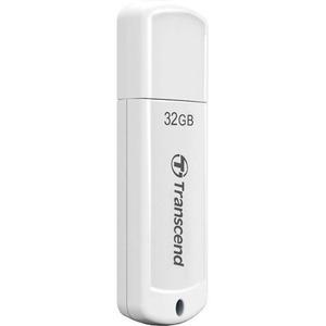 USB Flash drive Transcend JetFlash 370 32Gb White (TS32GJF370)