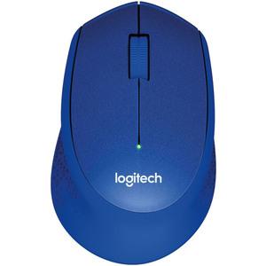 Компьютерная мышь Logitech M330 Silent Plus синий (910-004910)