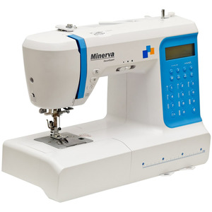 Швейная машинка Minerva DecorExpert (M-DEX197)