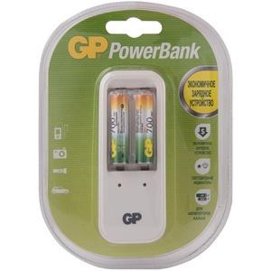 Зарядное устройство GP PowerBank 410GS70-2CR2 /10 (PB410GS70-CR2)