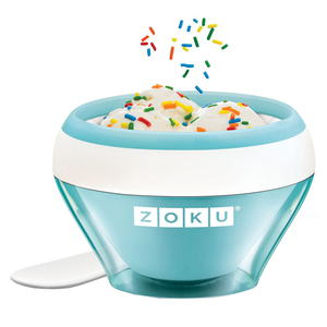 Мороженица Zoku Ice Cream Maker ZK120-LB