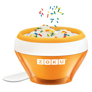 Мороженица Zoku Ice Cream Maker ZK120-OR