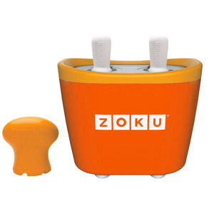 Мороженица Zoku Duo Quick Pop Maker ZK107-OR