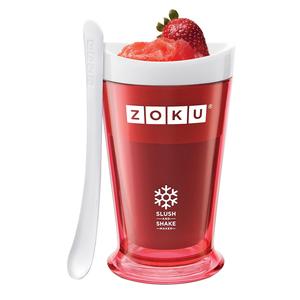 Форма для холодных десертов Zoku Slush & Shake ZK113-RD