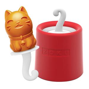 Форма для мороженого Zoku Kitty ZK123-009