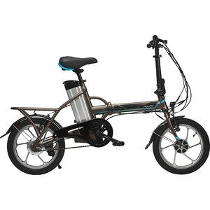 Электровелосипед Polar PBK 1601