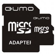 Карта памяти Qumo Secure Digital  Micro 4GB HC6