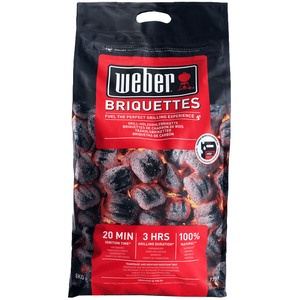 Угольные брикеты Weber Briquettes 8 кг 17591
