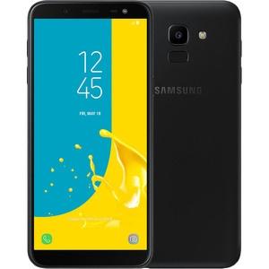 Смартфон Samsung Galaxy J6 SM-J600F DS черный