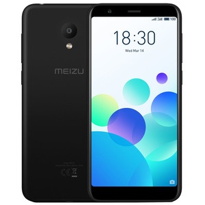 Смартфон Meizu M8c 16 Гб Black