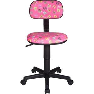 Компьютерное кресло Бюрократ CH-201NX розовый