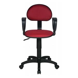 Компьютерное кресло Бюрократ CH-213AXN бордовый