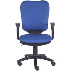 Компьютерное кресло Бюрократ CH-540AXSN синий
