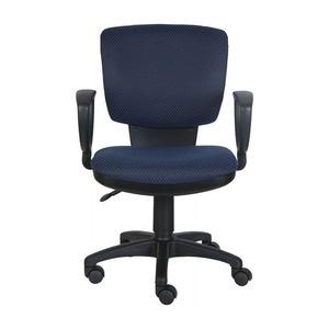 Компьютерное кресло Бюрократ CH-626AXSN синий