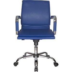 Компьютерное кресло Бюрократ CH-993-Low синий