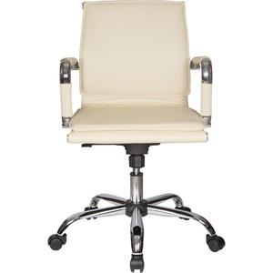 Компьютерное кресло Бюрократ CH-993-Low слоновая кость