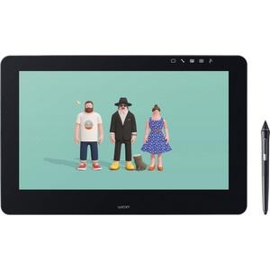 Графический планшет Wacom Cintiq Pro 16 DTH-1620-RU Black
