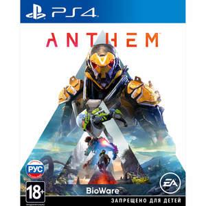 Anthem PS4, русские субтитры