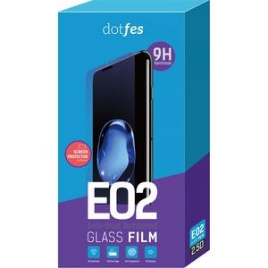 Комплект защитных стекол Dotfes E02 Anti-Blue для Apple iPhone 7/8 Plus