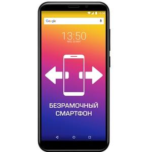 Смартфон Prestigio Wize Q3, Black (PSP3471DUO)