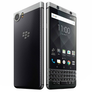 Смартфон BlackBerry KeyOne Silver