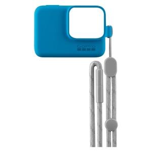 Силиконовый чехол GoPro ACSST-003 синий