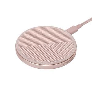 Беспроводное зарядное устройство Native Union Drop Fast Charge 10W Rose (DROP-ROSE-FB)