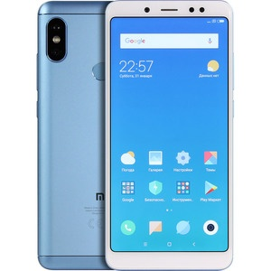Смартфон Xiaomi Redmi Note 5 64Gb Blue
