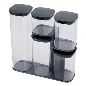 Посуда для хранения продуктов Joseph Joseph Podium 81071 из 5-ти емкостей