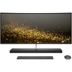 Моноблок HP Envy Curved 34-b101ur DarkAsh (4JQ64EA)