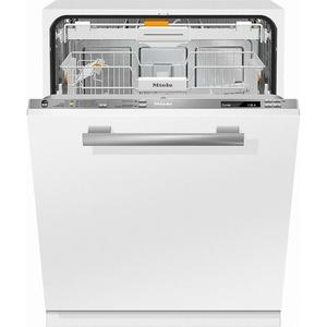 Встраиваемая посудомоечная машина Miele EcoFlex G 6760 SCVi Нержавеющая сталь