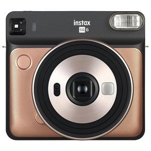 Фотоаппарат мгновенной печати Fujifilm Instax SQ 6 Blush Gold