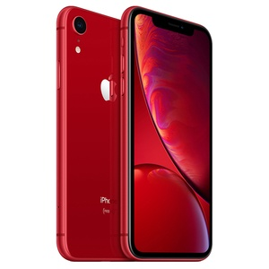 Смартфон Apple iPhone XR 64GB (PRODUCT) красный