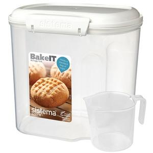 Посуда для хранения продуктов Sistema BAKE-IT 1240