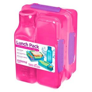 Контейнер для еды Sistema Lunch 1590R